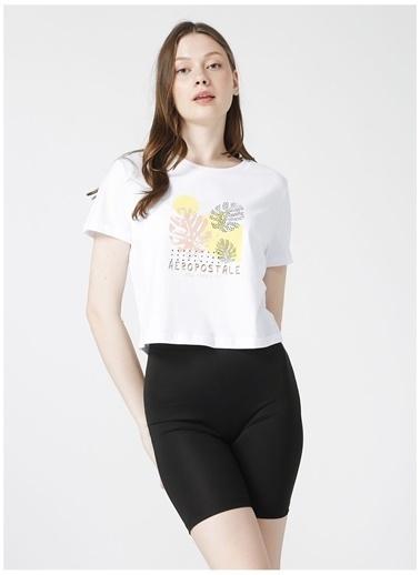 Aeropostale Aeropostale T-Shirt Beyaz
